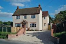 Detached property for sale in Silver Street, Hordle...