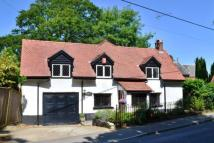 Detached home for sale in Church Lane, Sway...