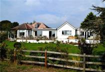 3 bed Detached house for sale in Monument Lane, Lymington...