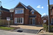 new home for sale in Broad Lane, Lymington...