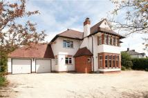 Woodstock Road Detached house for sale