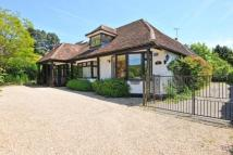 Bungalow in Fox Lane, Boars Hill...