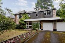 Detached house for sale in Coombe Hill Road, Coombe...