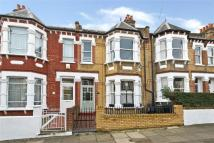 Terraced property in Landgrove Road...