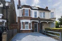 semi detached house in Queens Road, Wimbledon...