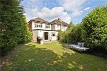 semi detached house for sale in Beverley Avenue, London...