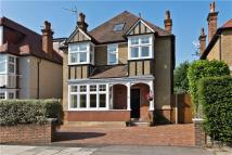 Detached house in Courthope Road...