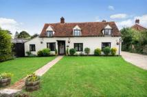 Detached house in Bannister Green, Felsted...