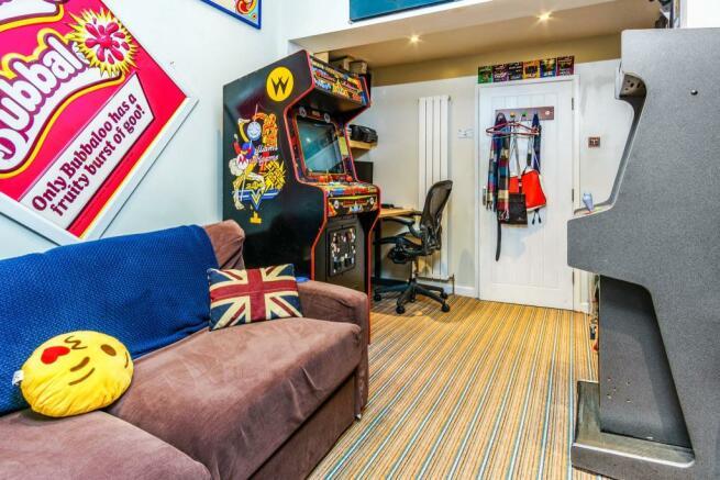 Games Room/Bedroom F