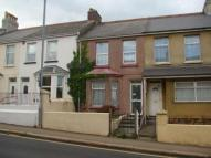4 bed Terraced house in Antony Road, Torpoint...