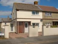 semi detached home for sale in Park Road, Torpoint...
