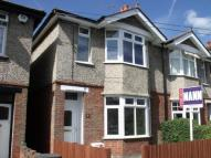 3 bed End of Terrace property in Downs Park Road, Eling...