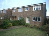 semi detached property in Brook Walk, Calmore...