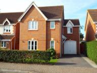 4 bed Detached house in Hawkers Close, Totton...