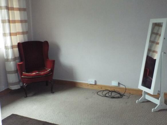 Reception Room/bedro