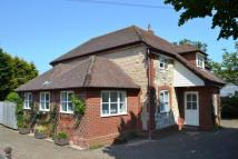 Detached house in High Street, Godshill...