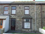 Terraced house in Station Road...