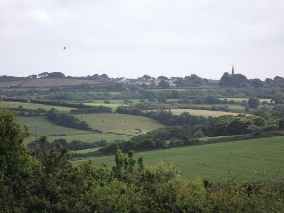 View towards St Keve