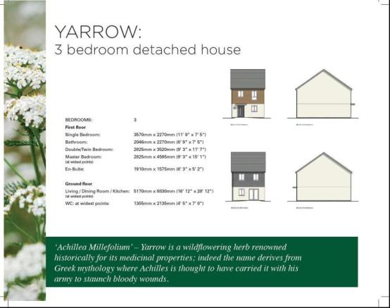 Yarrow House Type