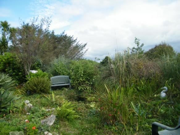 Extended Garden With
