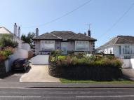 Bungalow in Porth Way, Newquay...