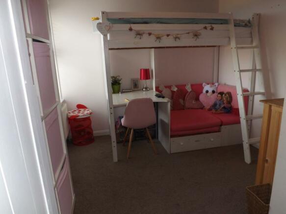 Bedroom 2 (Irregular