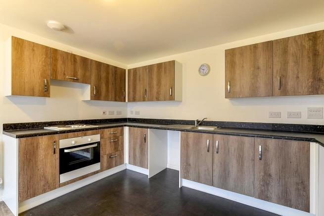 Lounge/ Kitchen/ Din