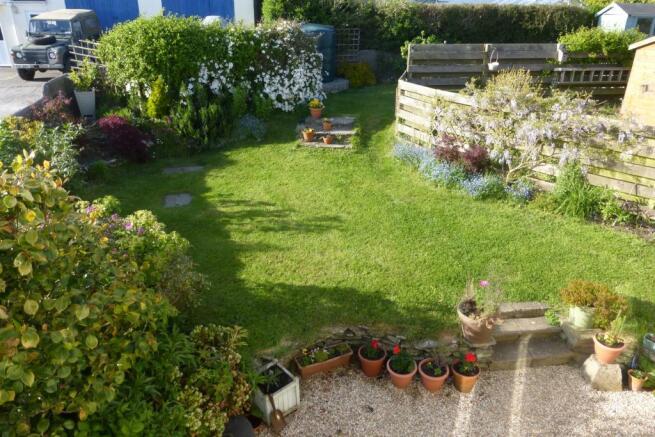 Summer Rear garden