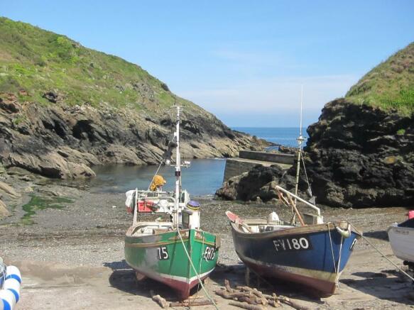 Portloe Fishing
