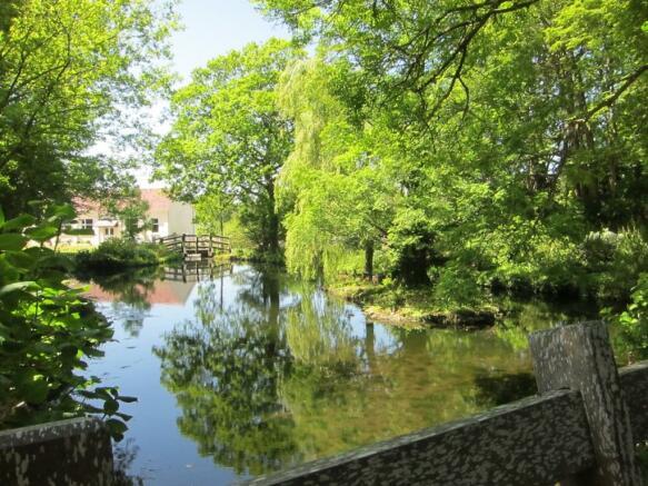 Veryan Water Gardens