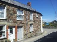 Terraced property in Pengelly, Delabole...