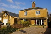 semi detached home for sale in Leamington Road...