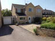 3 bedroom semi detached property in Churchill Place...