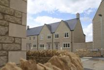 new house in Fairford Gate...