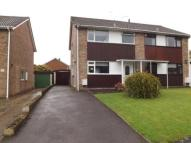 3 bedroom semi detached property for sale in Tennyson Road, Dursley...