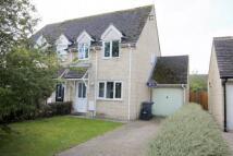 semi detached house in Coxmoor Close, Kingham...