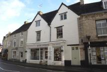 Maisonette in Church Street, Tetbury...
