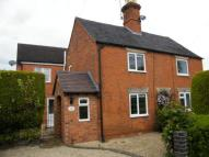 2 bedroom semi detached property in Bredons Hardwick...