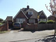 Bungalow in The Avenue, Blaby...