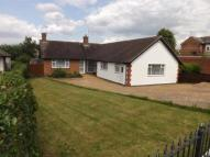 Bungalow for sale in Station Road...