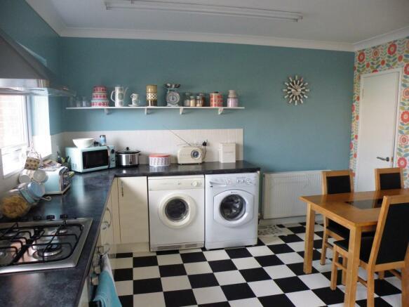 Kitchen/ Diner View