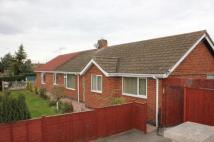 3 bed Bungalow in Hinckley Road, Sapcote...