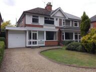 Braunstone Lane semi detached house for sale