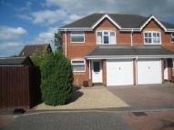 Jasmine Close semi detached house for sale