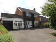 Detached property in Holme Drive, Oadby...