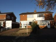 3 bed semi detached home in Coombe Rise, Oadby...