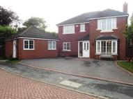 Detached house in Fludes Court, Oadby...