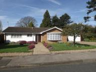 Bungalow for sale in The Yews, Oadby...