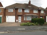 4 bed semi detached property for sale in Park Crescent, Oadby...