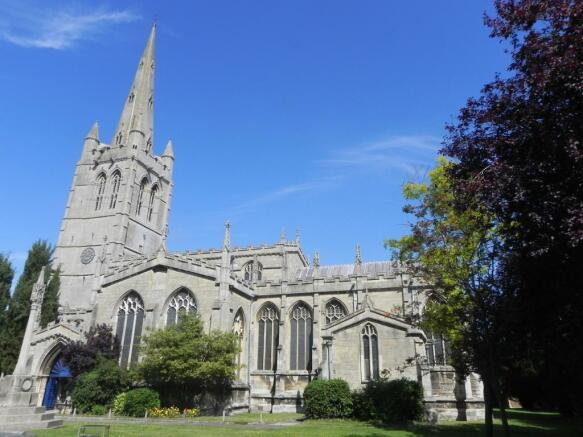 Oakham Church